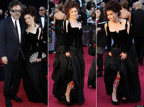 collection of helena oscar pics