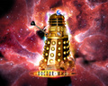 dalek  carn. - doctor-who wallpaper