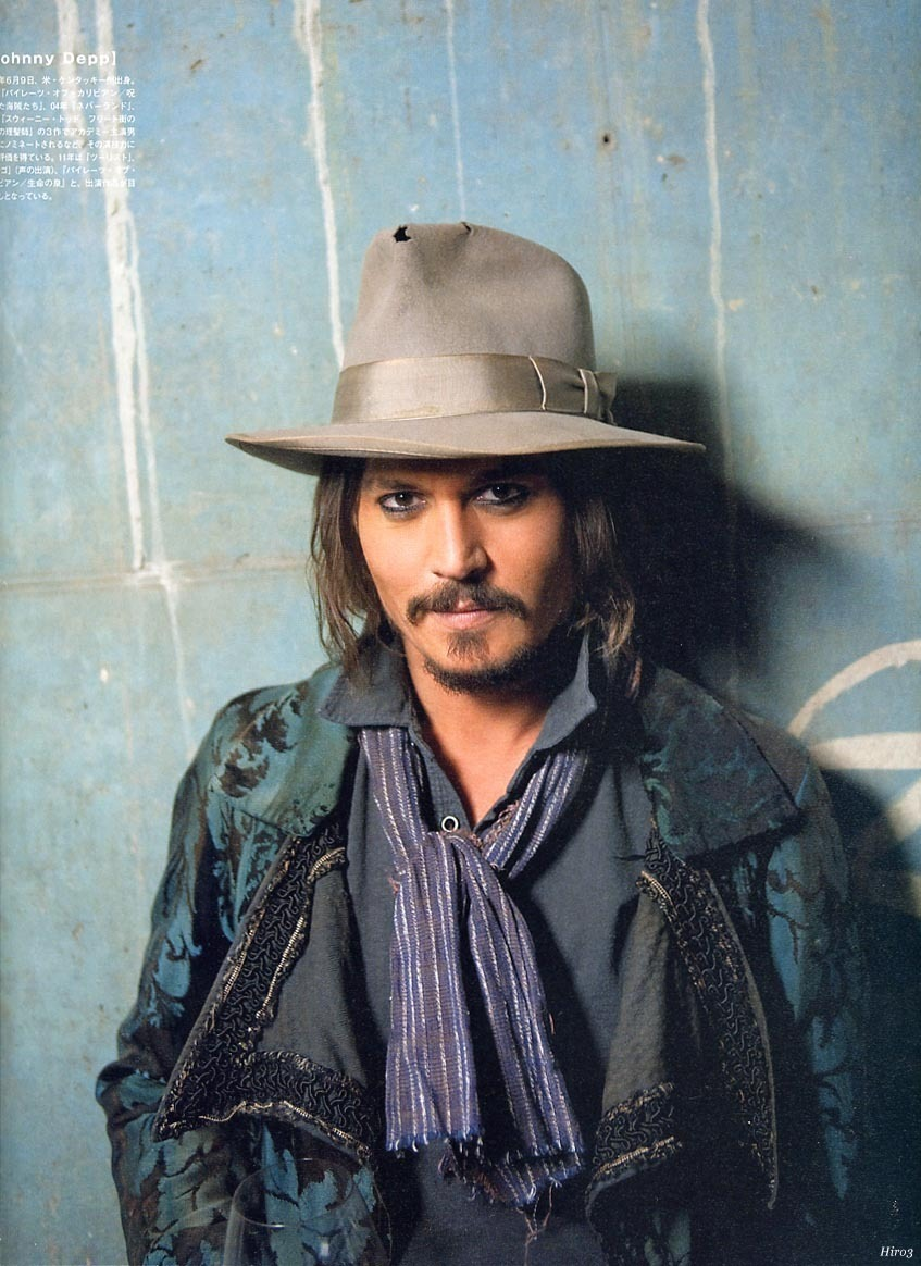 Johnny Depp - Photo Colection