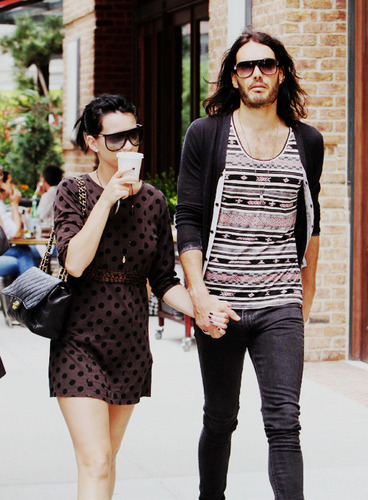 katy and russell