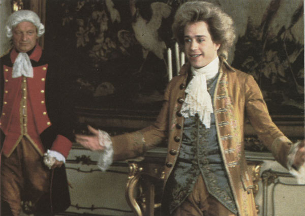 an analysis of a movie about wolfgang amadeus mozart Wolfgang amadeus mozart   why do you think the movie focuses so much on mozart's operas  these papers were written primarily by students and provide critical analysis of amadeus by director milos forman classical music breaks bad: mozart's downfall in amadeus.