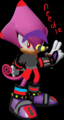 needle - espio-the-chameleon fan art