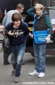 niall and louis:Dxx