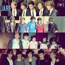 one direction 4 ever nd ever:)xxx