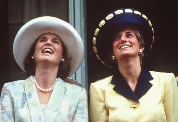 Princess Diana Sarah Ferguson Princess Diana Photo