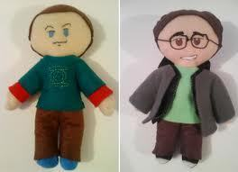 tbbt dolls - the-big-bang-theory Photo