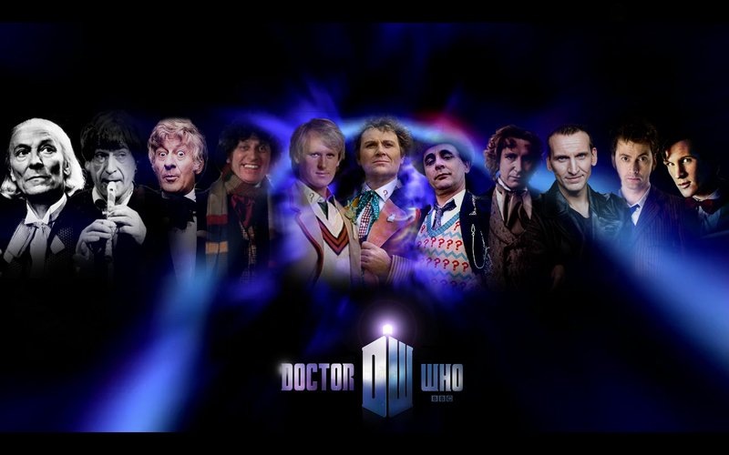 Doctor Who Doctors List
