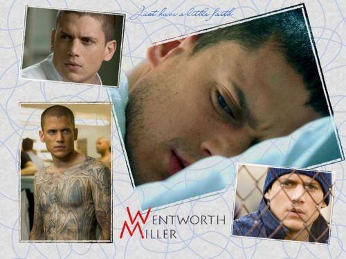 wenworth miller