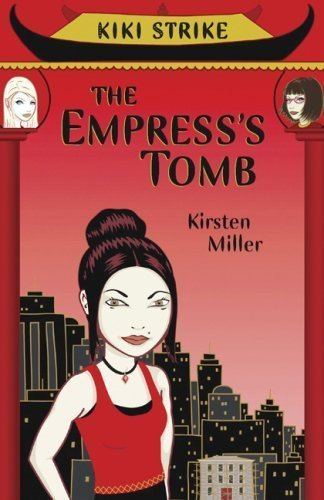 """""""The Empress` tomb"""" book cover"""