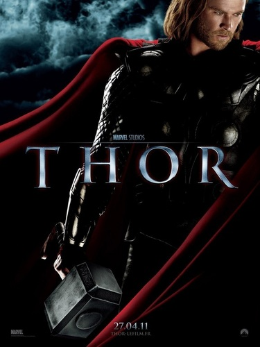 """Thor"" Poster"