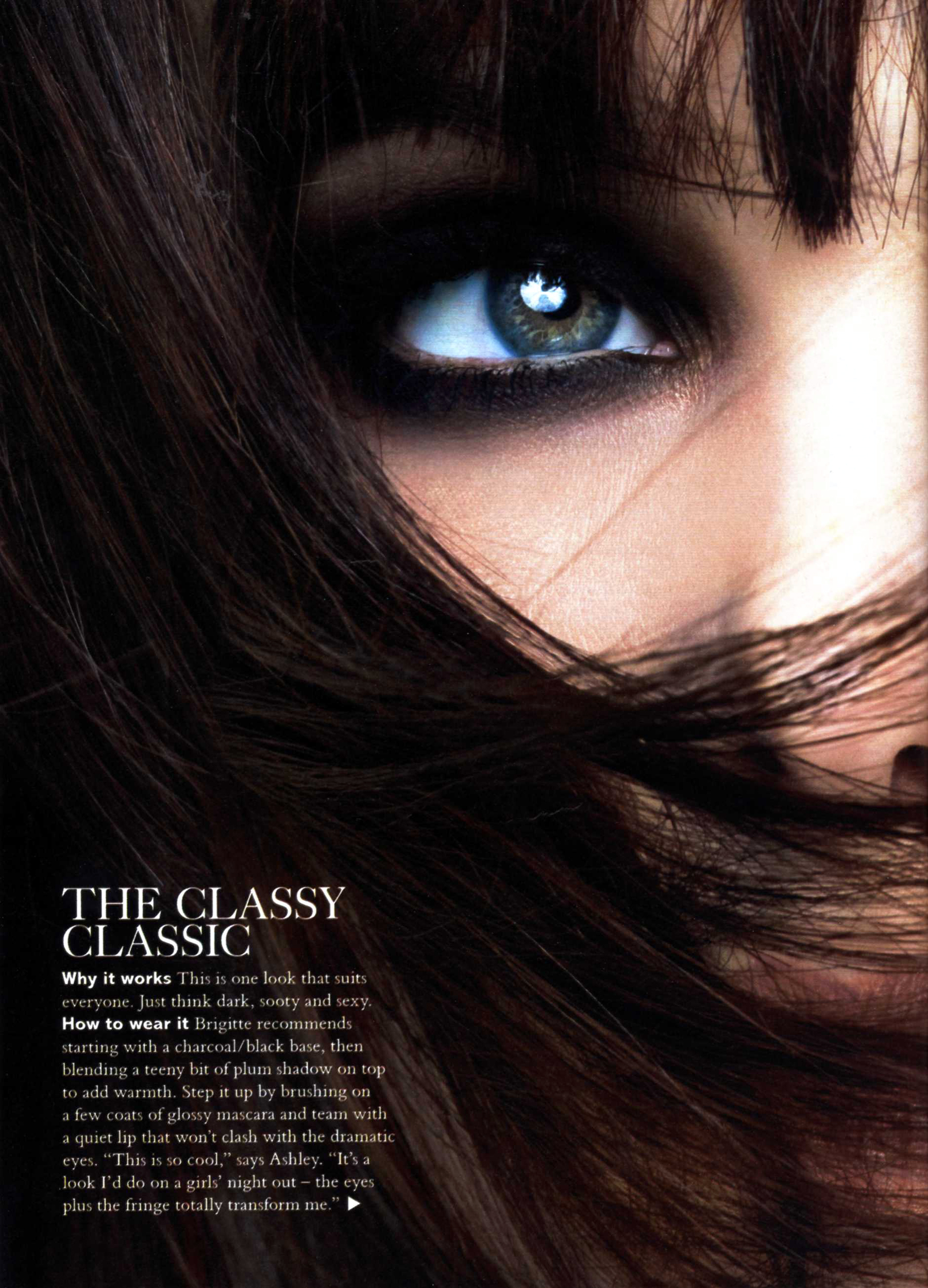 [Ultra High Quality] #scans of Ashley Greene (@AshleyMGreene) in Glamour UK - ashley-greene photo