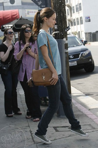 'Welcome to People' (2012) - On the set in Los Angeles [March 4, 2011]