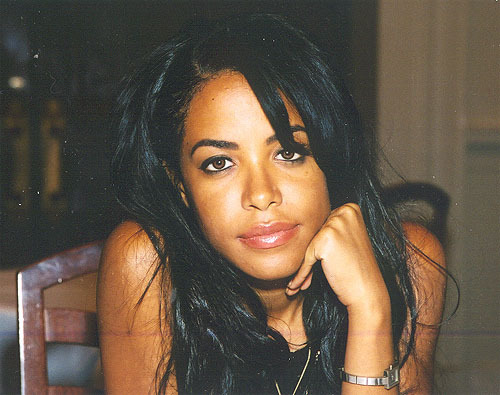 Aaliyah - Wallpaper Gallery