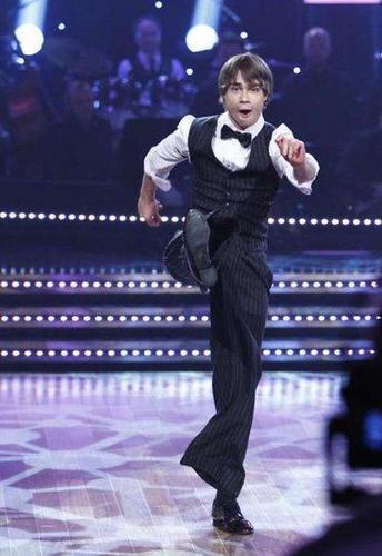 Alex in Let's dance! ♥ 4/3/2011