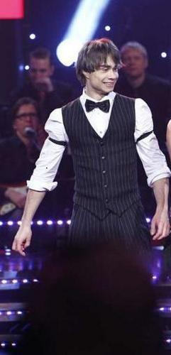 Alex in Let's dance! ♥ 4/3/2011