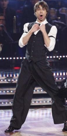 Alex in Let's dance! ♥