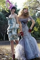 America's inayofuata juu Model Cycle 16 Couture Garden Party Photoshoot