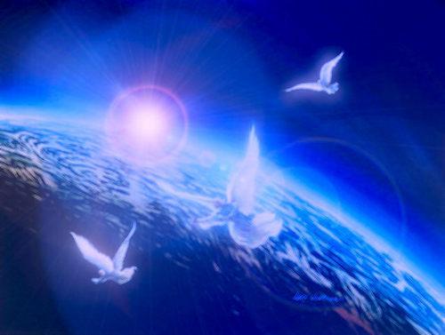 Angels Earth