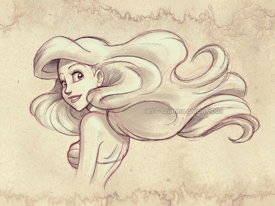 Ariel - Disney Leading Ladies Fan Art (19818406) - Fanpop