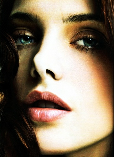 Ashley Greene wallpaper with a portrait titled Ashley G. **