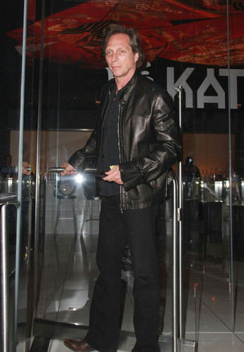 At Katsuya in Hollywood