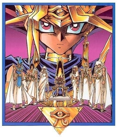 Atem from mangá
