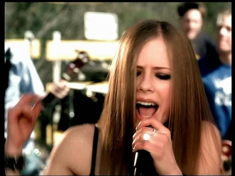 Avril Lavigne- 'Compli... Avril Lavigne Complicated