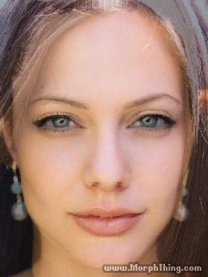 Avril Lavigne and Angelina Jolie