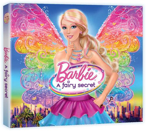Barbie: A Fairy Secret VCD Cover