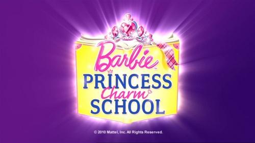 Barbie princess sharm school
