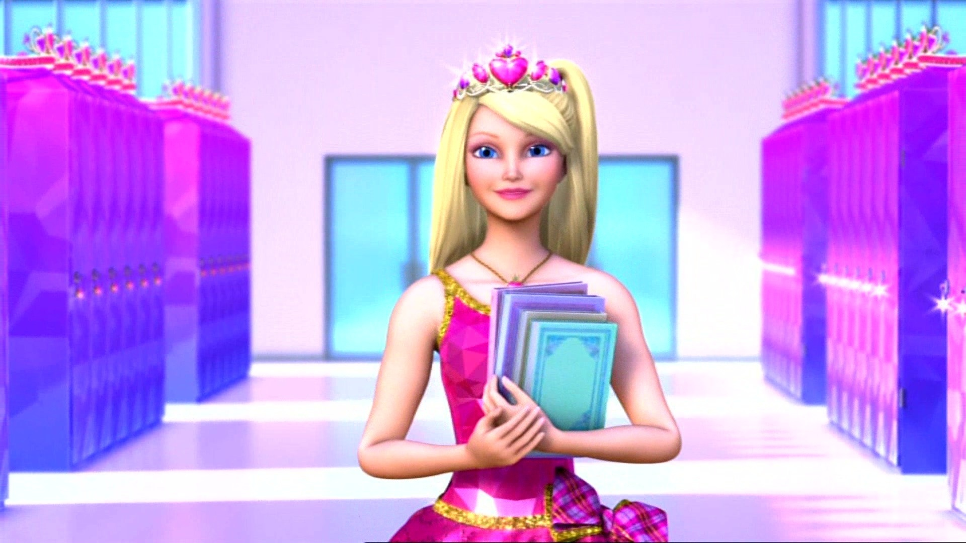 barbie school