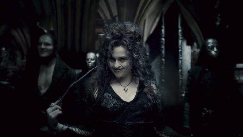 Hogwarts House Rivalry! wallpaper titled Bellatrix :D