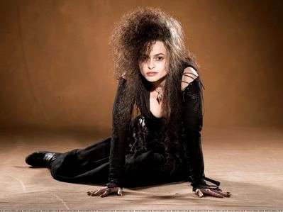 Hogwarts House Rivalry! wallpaper probably containing a hip boot and a well dressed person entitled Bellatrix :D