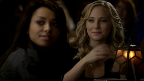 Best of friends, Bonnie and Caroline ♥