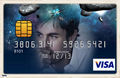 Billie's credit card :) - au-bout-de-mes-reves fan art