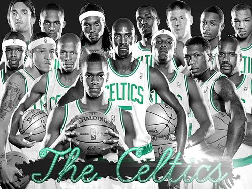 Boston Celtics wallpaper entitled Boston Celtics