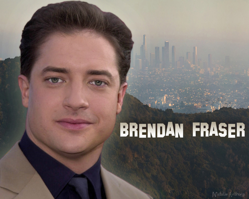 Brendan Fraser Hollywood
