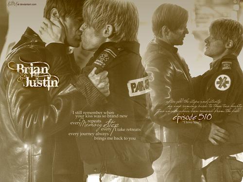 Brian/Justin