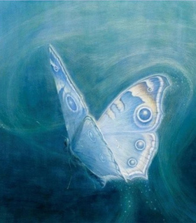 Butterfly Of The Ocean