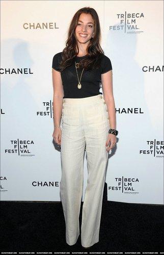 CHANEL Tribeca Film Festival रात का खाना
