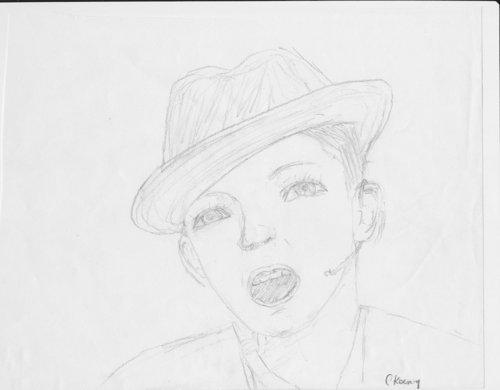 Campfire Damo Sketch :D