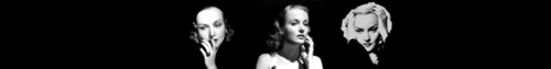 Carole Lombard - Banners