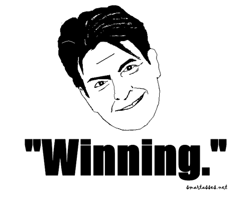 Charlie Sheen Quote T-Shirt!