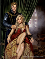 Chlollie in The Tudors manip