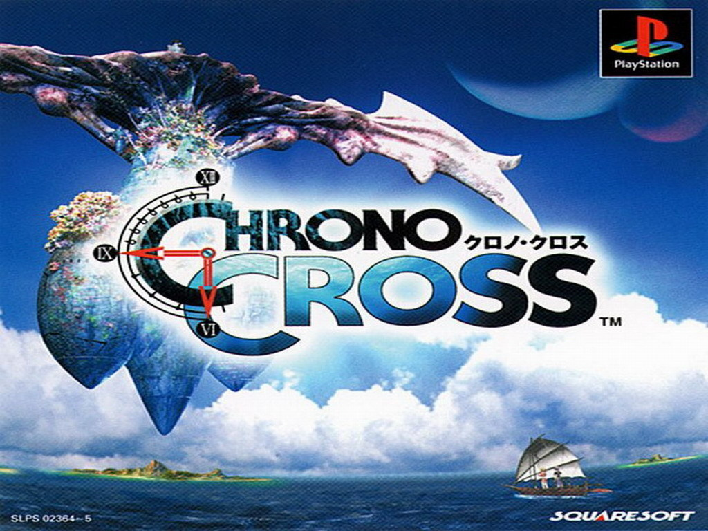 Chrono Cross - Wallpaper