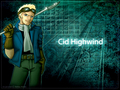 Cid - final-fantasy-vii wallpaper