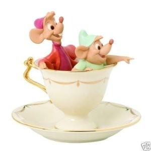 Lọ lem tách trà, teacup Lenox