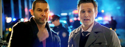 Countdown - Ryan & Esposito <3