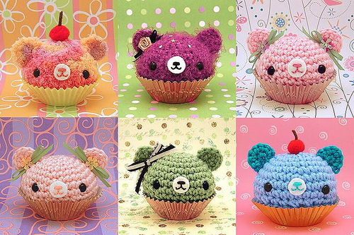 Cuteness. - cute-cupcakes Photo