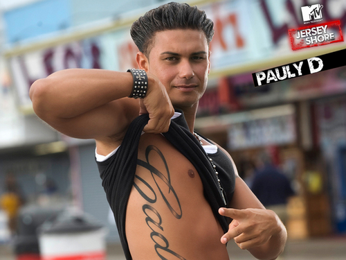Pauly d haircut name